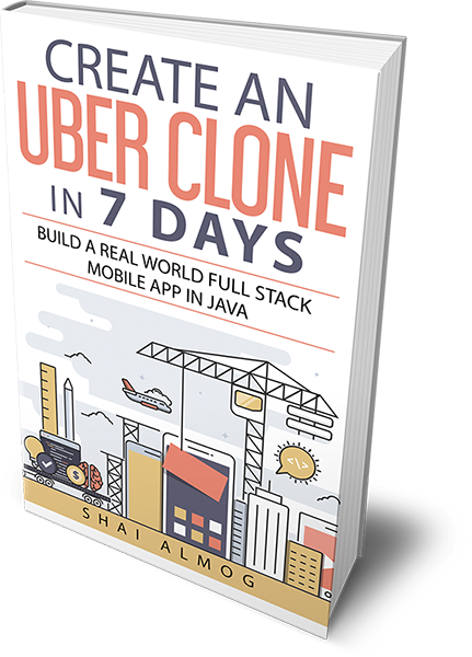 Create an Uber Clone in 7 Days